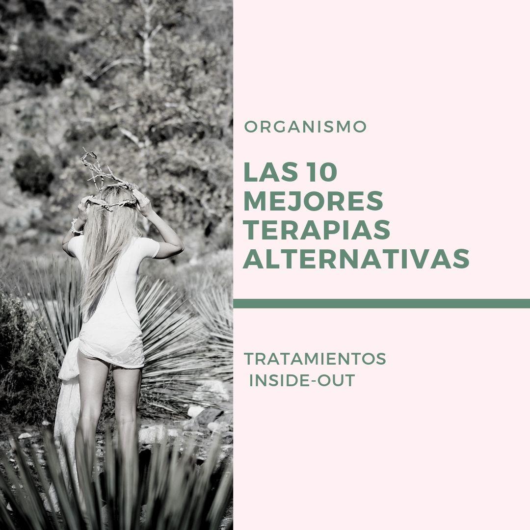 10 terapias alternativas