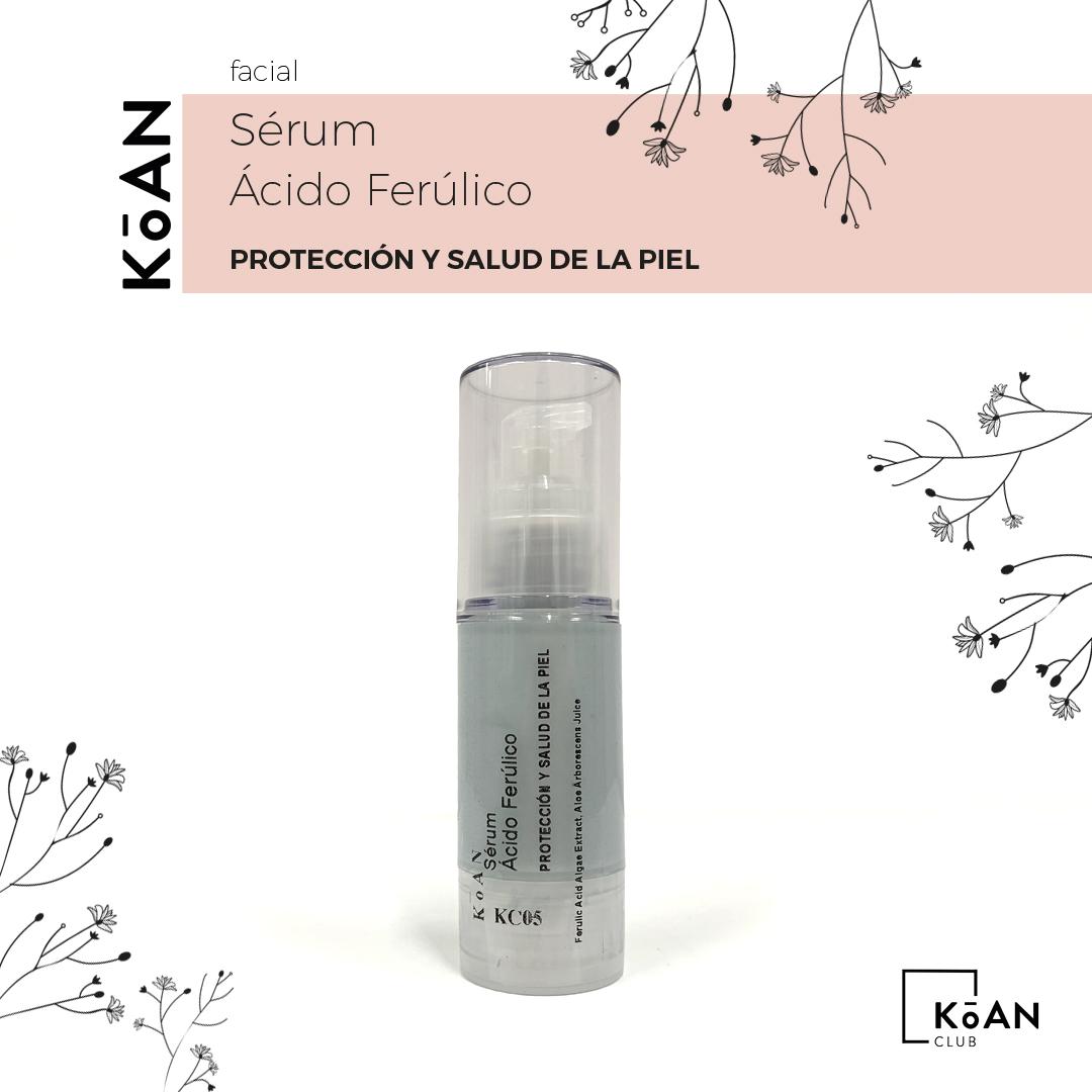serum ferulico